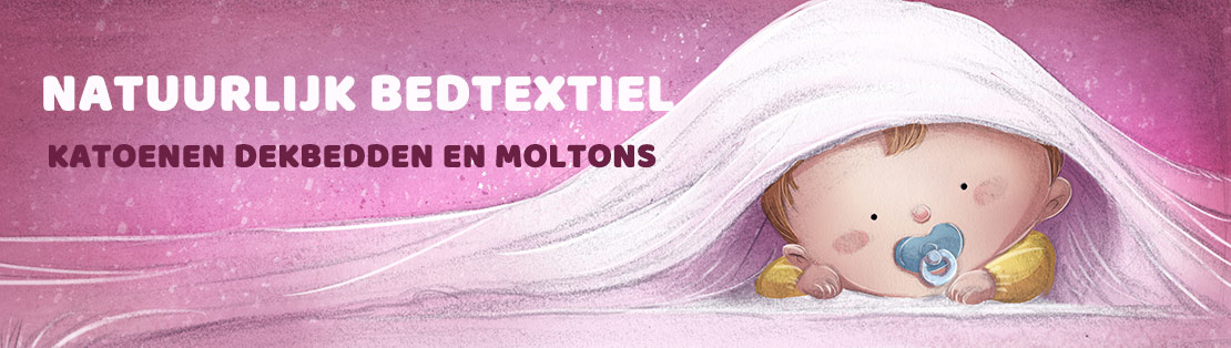 Bedtectiel / dekbedden en moltons